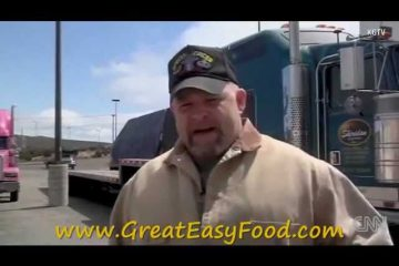 TRUCK-DRIVERS-Talk-About-Fuel-Cost-Food-Prices-www.GreatEasyFood.com