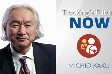 Michio-Kaku-talks-about-the-future-of-the-trucking-industry-at-CCJs-CV-Outlook