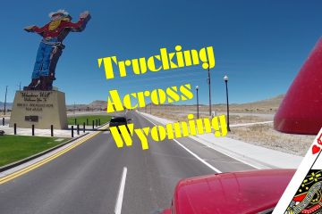 Trucking-Across-Wyoming