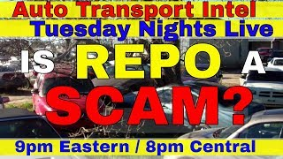 Crazy-Repo-Car-Hauling-Scam-Repossessed-Auction-Cars-Dont-Pay-Enough
