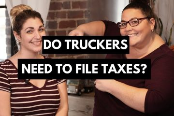 Do-Truck-Drivers-Need-to-File-Taxes-W-2-or-1099