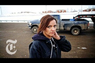 In-the-Land-of-Hell-Life-as-a-Female-Trucker-in-North-Dakota-Op-Docs-The-New-York-Times