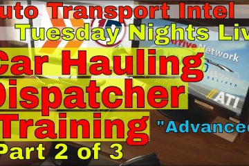 Auto Transport Dispatcher Training: Expert Car Hauling Dispatch