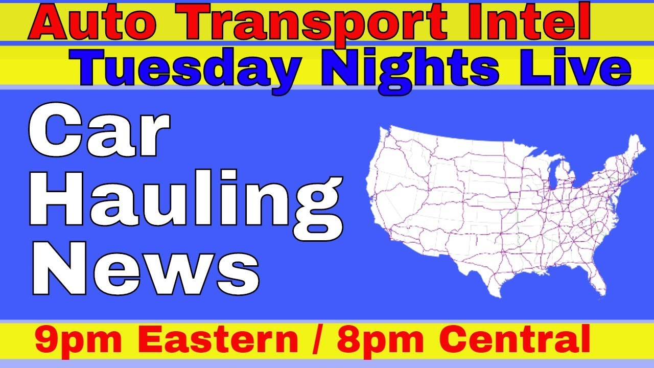 Auto Transport Intel: Car Shipping News & Car Hauling Business